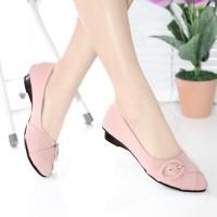Sepatu Flat Wanita Flat Shoes Mulan BYU01 SALEM