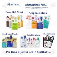 ★PROMO SPECIAL★ MediHeal Mask Sheet Series Paket 10 Pcs