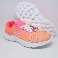 Sneakers Skechers Go Run Woman Pink Murah