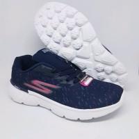 Sneakers Skechers Go Run Woman Navy Murah