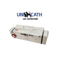 UWKS Unicath Cat Catheter Without Stylet