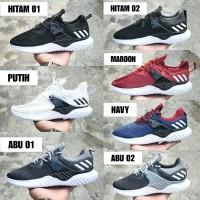 Sepatu Sport Running Pria Adidas Alphabounce Beyond 2 Grade Ori