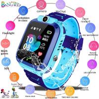 Kids Smartwatch Imoo / Jam Tangan Anak Gps Tracker Imoo Waterproff