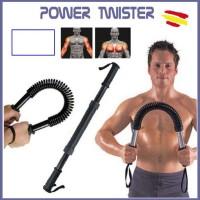 20kg Power Twister Alat Fitnes Alat Olahraga Pembentuk Otot