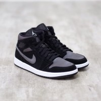 Nike Air Jordan 1 Mid Dark Shadow 100% Authentic