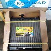 Radiator assy Terios - Rush - Avanza 1500 - Grand max - Luxio manual