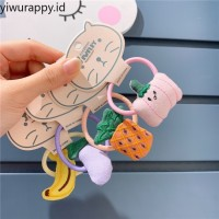 Cute Cloth Card Does Not Hurt The Baby Head Rope Girl Rubber Band Tie