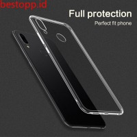 Samsung Galaxy M20 M10 Case Transparent Soft Silicone TPU Back Cover