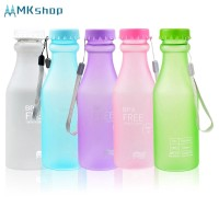 Bottle Sports Bottle Cycling Traveling Plastic Durable Dull Polish Cu
