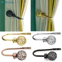 Window Curtain Buckle Europe Decoration Tieback U shaped Curtain Hook