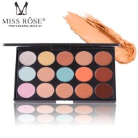 MISS ROSE 15 Concealer Concealer Cover Dark Circles Acne Scarlet