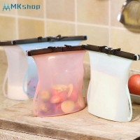 High Temperature Silicone Storage Bag Sealed Bag Refrigerator Meat St
