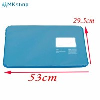 Cooling Ice Pillow Insert Pad Mat Aid Sleeping Therapy Relax Muscle M
