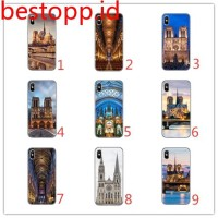 The Notre Dame de Paris Mobile Phone Shell Case 18 Styles Special Pho