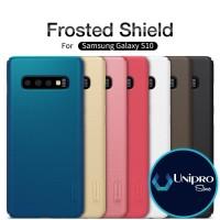 Hard Case Nillkin Super Frosted Shield Samsung Galaxy S10 Original