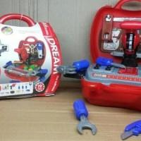 Mainan Pertukangan / mainan edukasi / mainan anak/ Mainan alat tukang