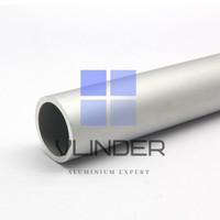 Pipa Aluminium OD 32 mm x ID 26 mm, t. 3 mm