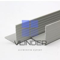 Lis L Aluminium for Hardcase Box