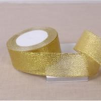 Pita Emas Gold Kado Seserahan Hantaran 1 1/2 inch (3,8 cm)