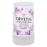 Crystal deodorant stick - travel size 40 gr