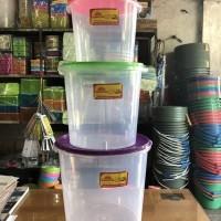 Toples Plastik Serbaguna / Food Container Sealware 16 liter Gojek only
