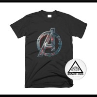 kaos/sablon/custom/avengers/superhero/film/4