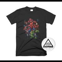 kaos/sablon/custom/avengers/superhero/movie/3