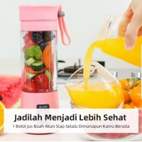 new shake n take portable rechargeable / blender mini / juicer mini