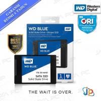 """WD Blue SSD 3D Nand 1TB Sata 3 - WDC Blue 3D 1 TB 2.5"""""""