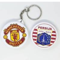 Sport - Pin Bros gantungan kunci bola Persija MU