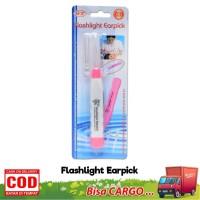 Flashlight earpick, Korek Kuping Lampu, Pembersih Telinga