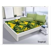 Mylove / California - Sprei Hawai Terbaru King 180x200 Motif Tropical