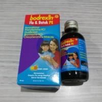 Bodrexin Flu Batuk PE 60 ml (obat batuk pilek)