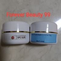 SPC 0,05 / HTD 0.05 cream malam whitening / krim flek
