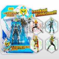 Mainan Figure Legend Hero Lite Edition Official Product