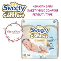 Sweety Gold Comfort Tape NB52 NB 52