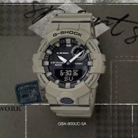JAM TANGAN PRIA CASIO G-SHOCK GBA-800UC-5ADR ORIGINAL