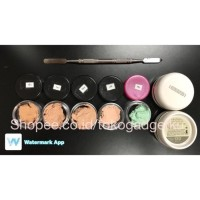 NEW NATURACTOR FOUNDATION COVER FACE ORI JEPANG SHARE IN JAR 5GR/10GR