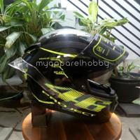 MRC helmet 46 Project Carbon replika/copy AGV pista/corsa helm rossi