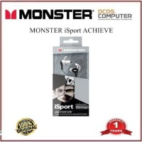 Monster iSport ACHIEVE In-Ear Headset In Ear Earphone Headphone