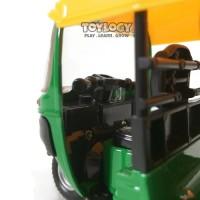 Jual BS - Mainan Diecast Bajaj Miniatur Bemo Best Tricycle Model