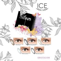 SOFTLENS ICE SILVER & ICE GOLD - EXOTICON