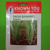 Benih Daun Bawang FRAGANT, Known You, Original Small Pack