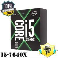 Processor Intel Core I5-7640X X-series NEW ASxx1173