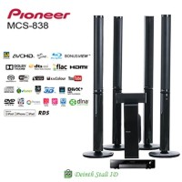 Pioneer MCS 838 Blu Ray Home Cinema System 5 1