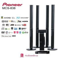 Pioneer MCS 838 Blu ray Home Cinema System