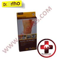 Pelindung Lutut / Decker - Knee Support NS-725 ( dr. Ortho ) Black