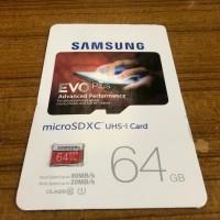 MicroSD Memory Card Samsung 64gb Original