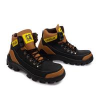 Caterpillar Argon Mbc Sepatu Pria Safety Boots Ujung Besi