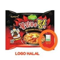 Samyang Ramen Hot Chicken Stew